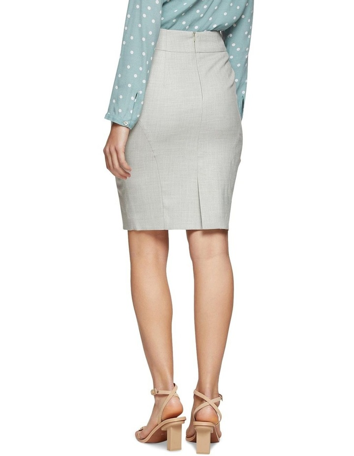 Monroe Sage Suit Skirt image 3