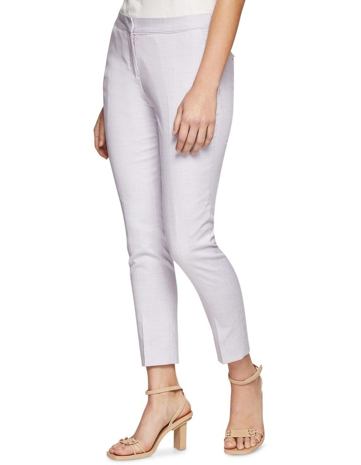 Pink Check Mia Suit Trousers image 2