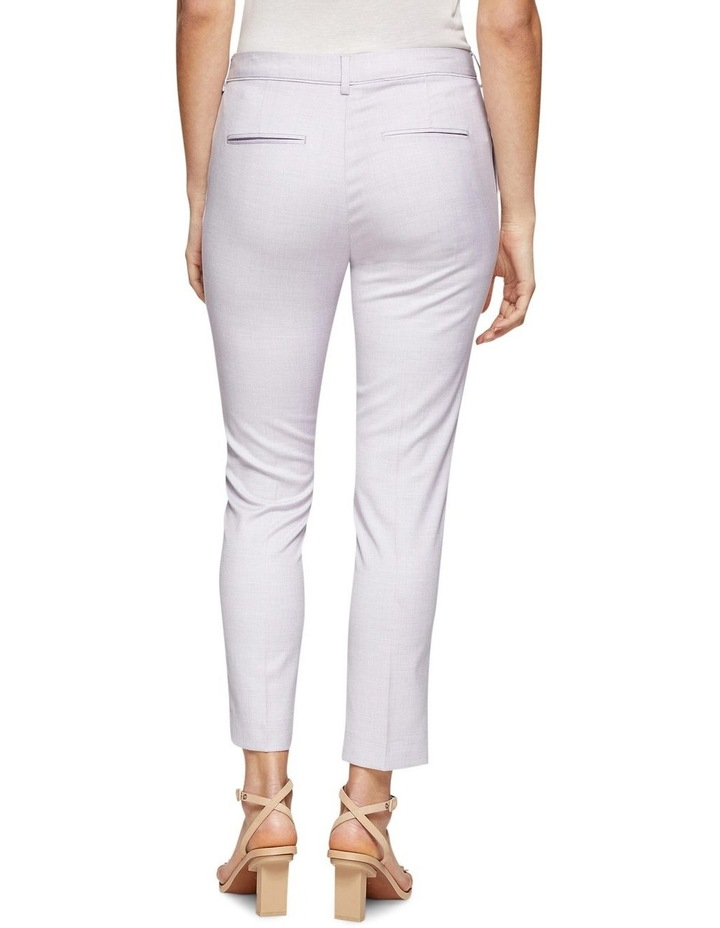 Pink Check Mia Suit Trousers image 3