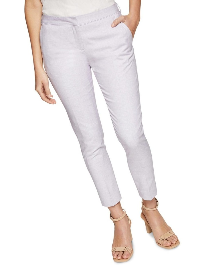 Pink Check Mia Suit Trousers image 4