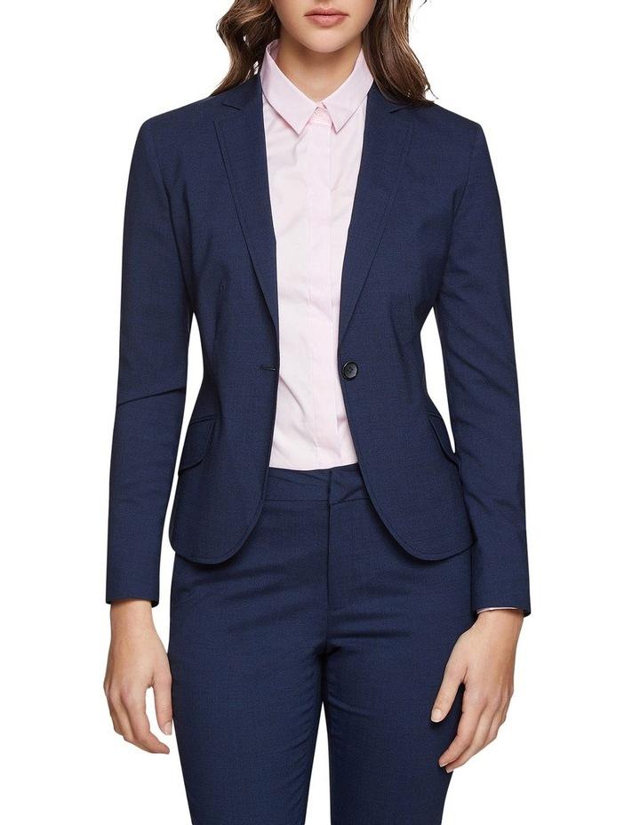 Pixie Wool Lycra Suit Jacket image 1