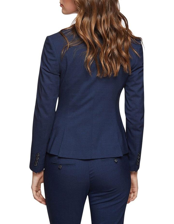 Pixie Wool Lycra Suit Jacket image 3