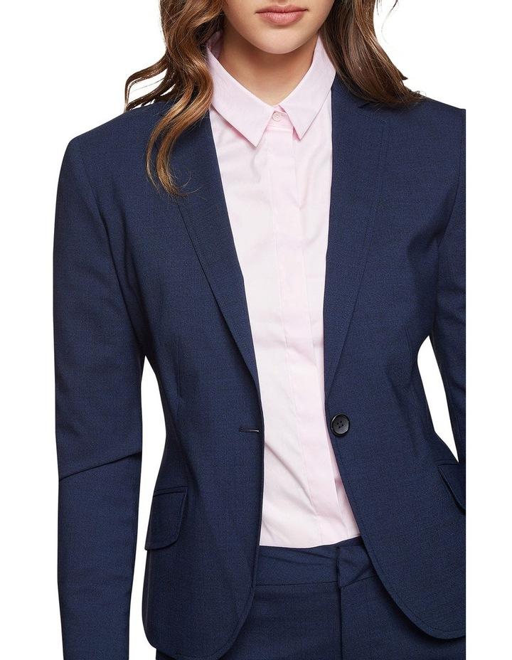 Pixie Wool Lycra Suit Jacket image 4