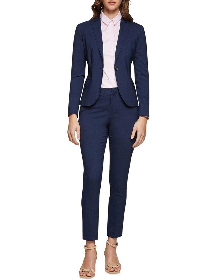 Pixie Wool Lycra Suit Jacket image 5