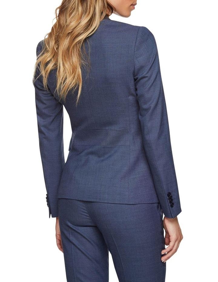 Alexa Wool Stretch Suit Jacket image 3