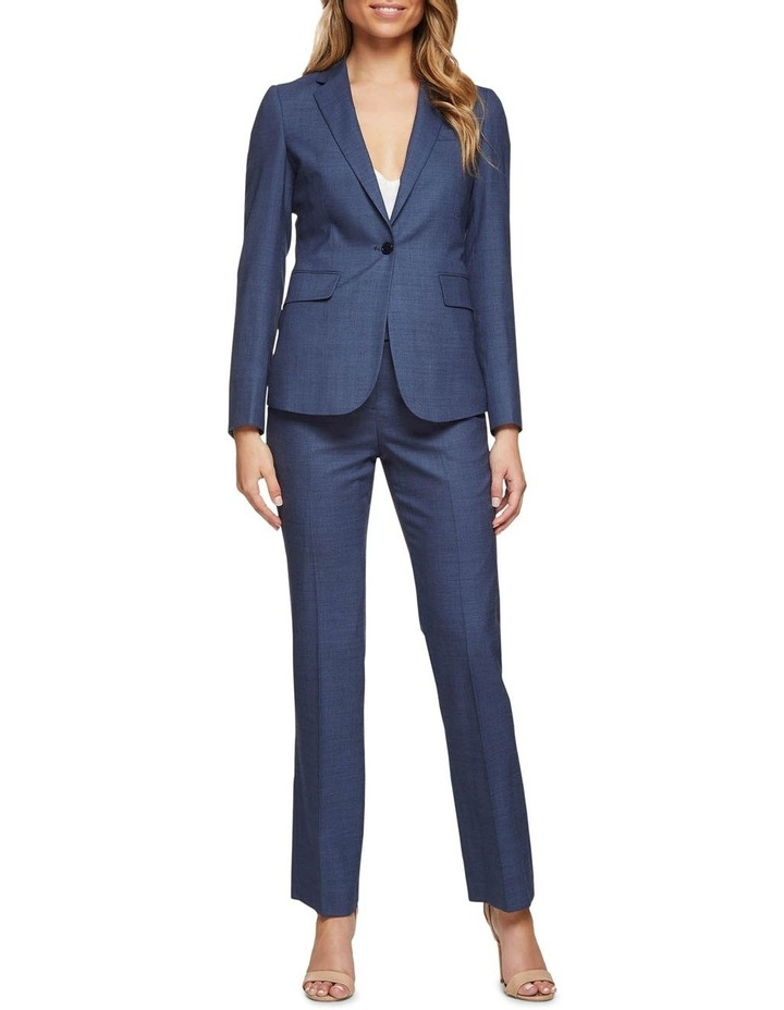Alexa Wool Stretch Suit Jacket image 5