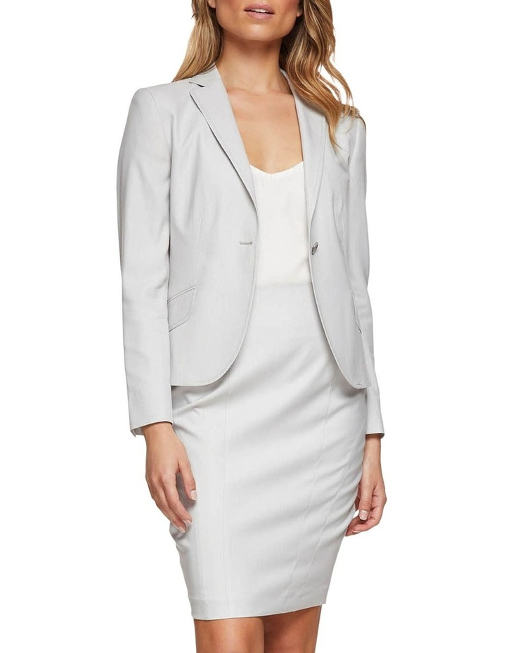 Pixie Stone Suit Jacket image 5