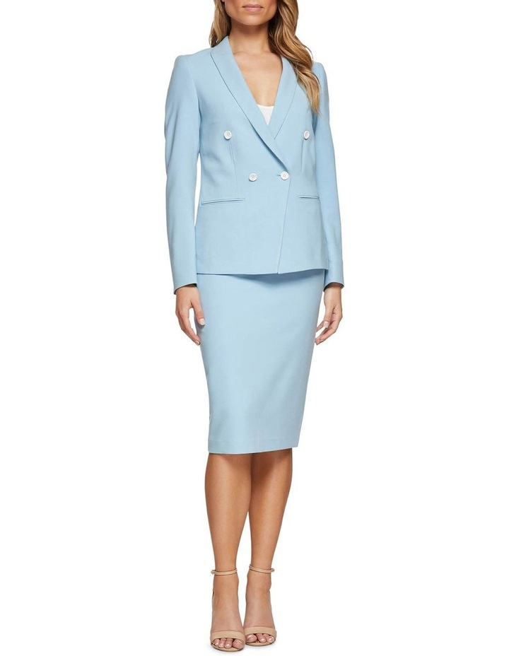 Peggy Sky Suit Skirt image 5