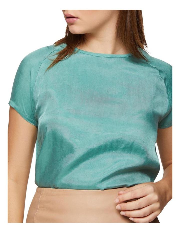 Katrina Woven Front T-Shirt image 4