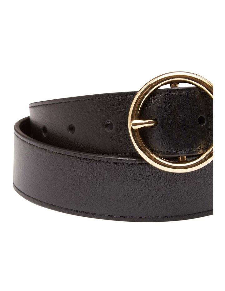 Paloma Leather Waist Belt image 2