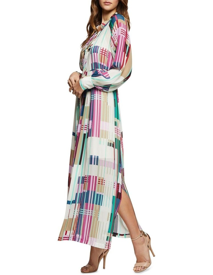 Montobello Stripe Print Maxi Dress image 2