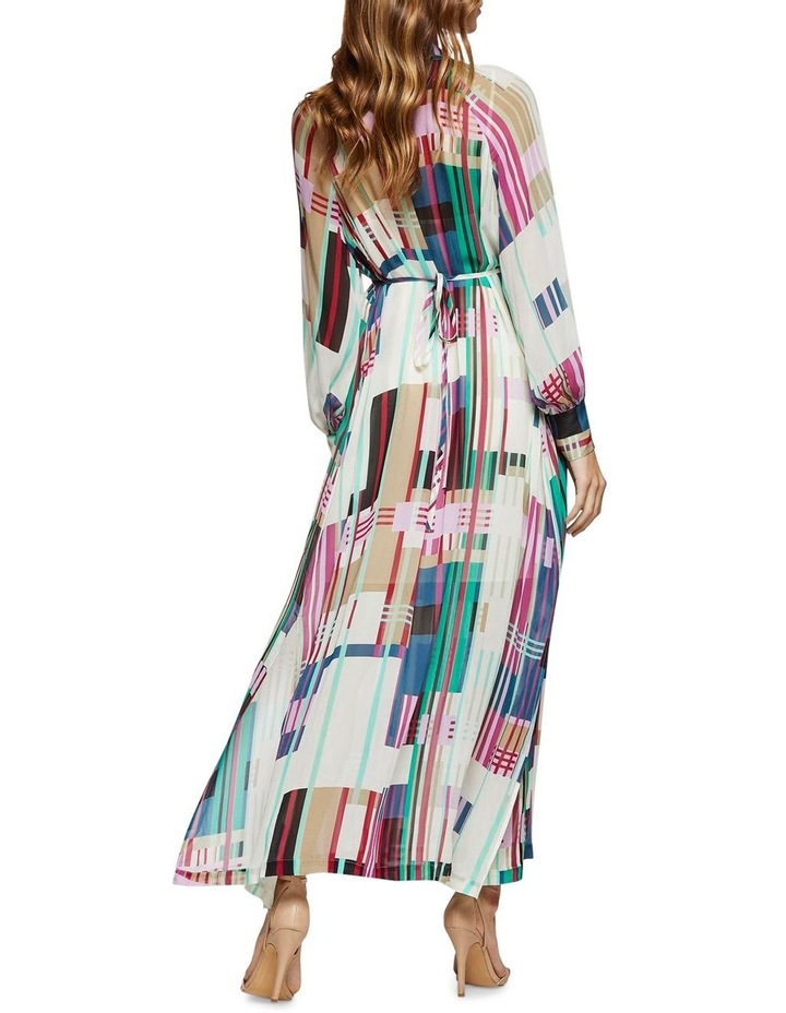 Montobello Stripe Print Maxi Dress image 3