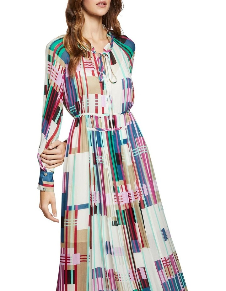 Montobello Stripe Print Maxi Dress image 4