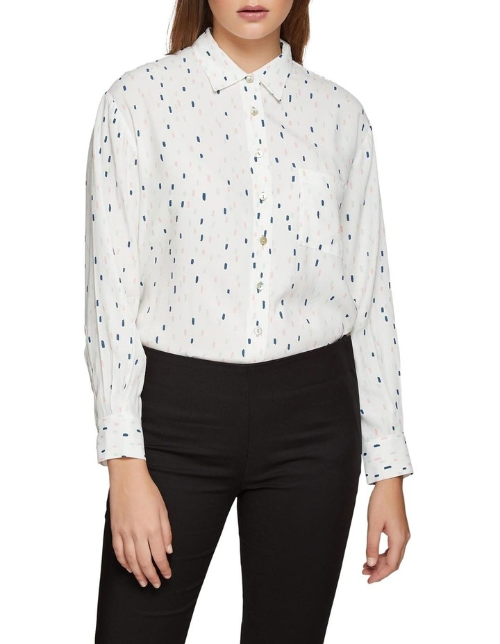 Lilly Confetti Printed Blouse image 1