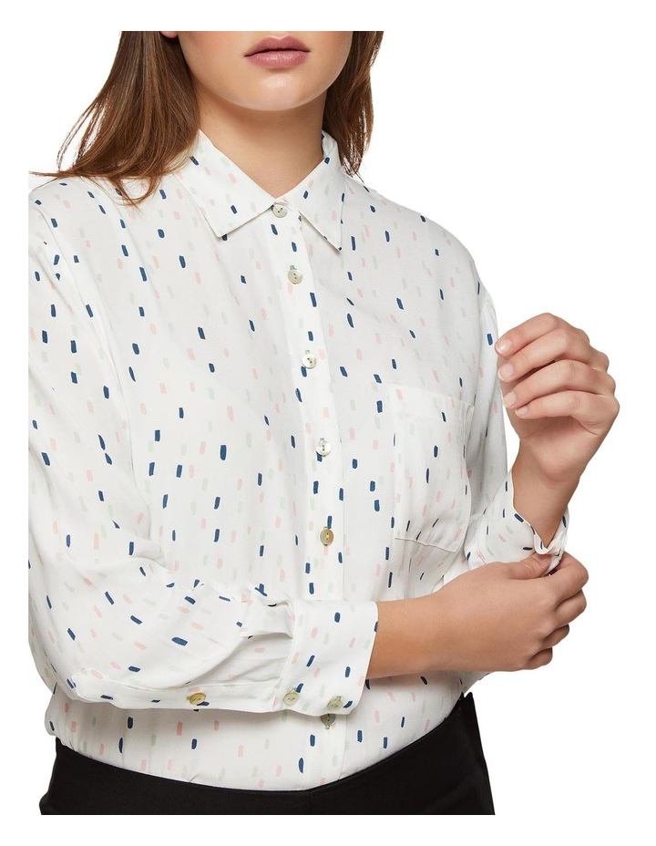 Lilly Confetti Printed Blouse image 4