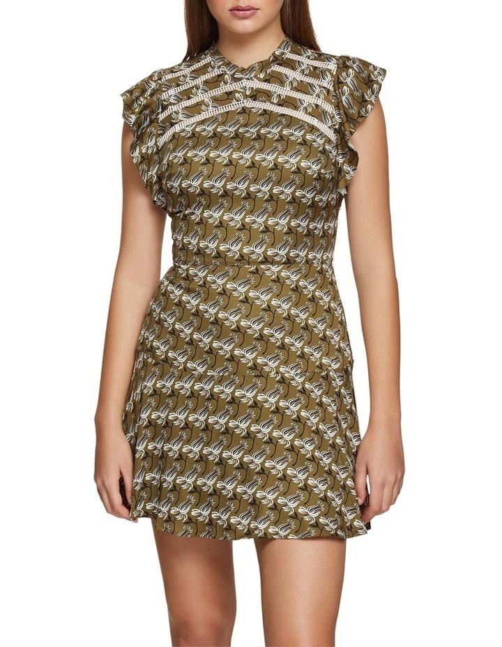 Romela Geo Floral Dress image 1