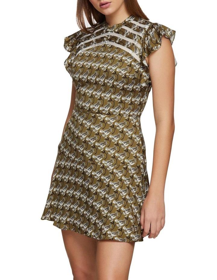 Romela Geo Floral Dress image 2