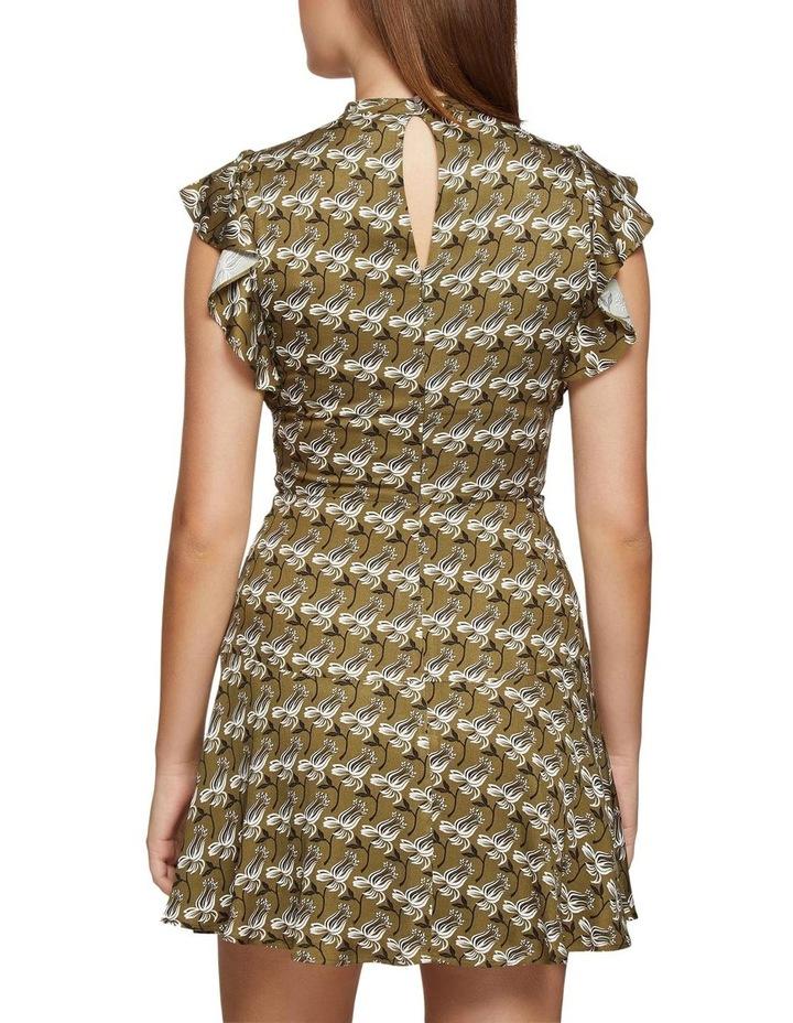 Romela Geo Floral Dress image 3