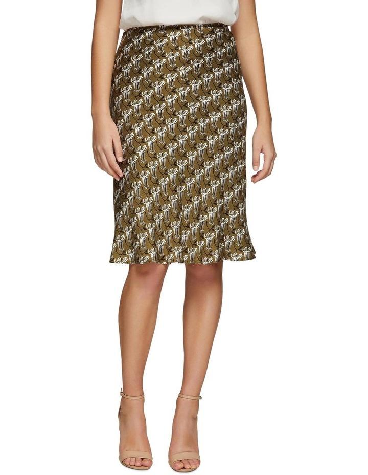 Moana Geo Floral Skirt image 1