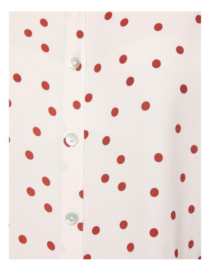Poppy Spot Blouse image 6