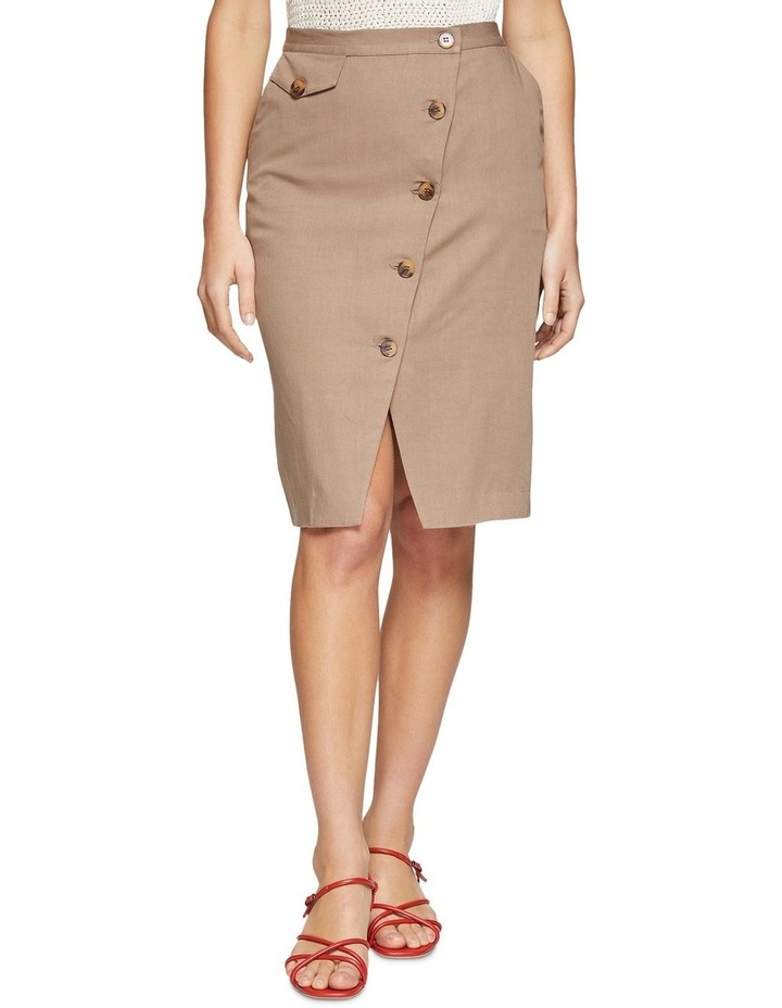 Kelsey Button Up Skirt image 1