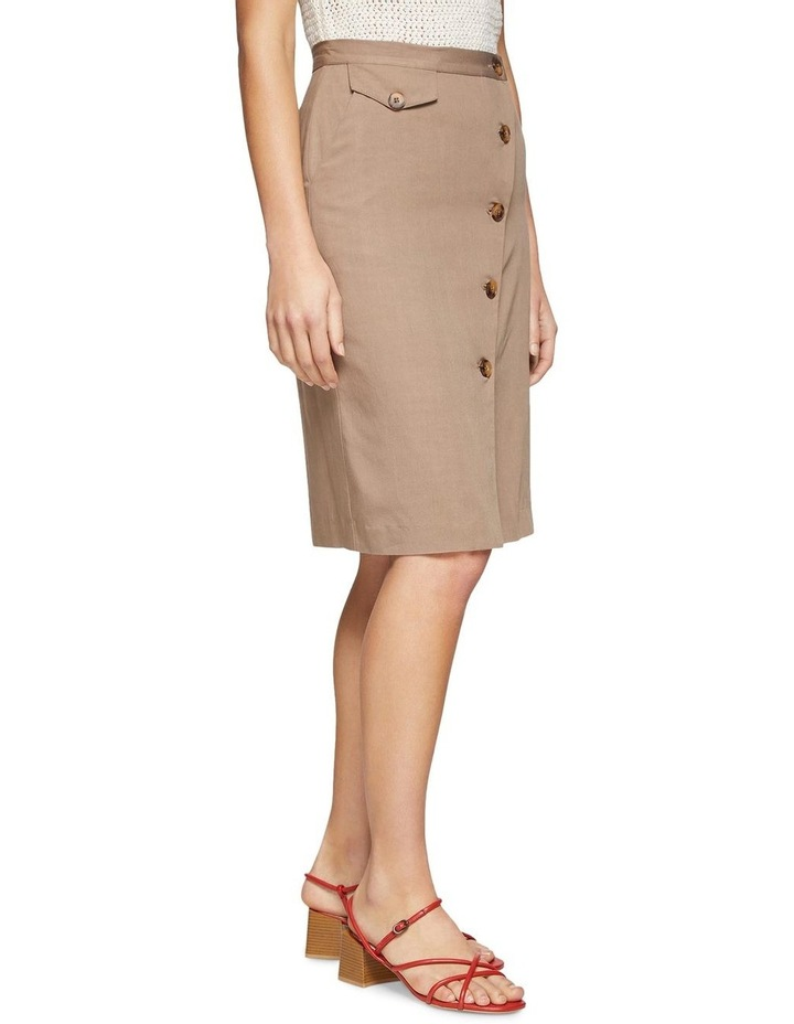 Kelsey Button Up Skirt image 2