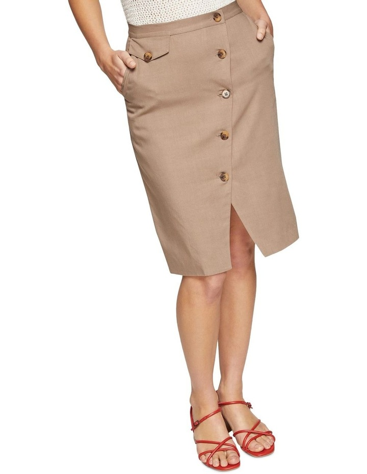 Kelsey Button Up Skirt image 4