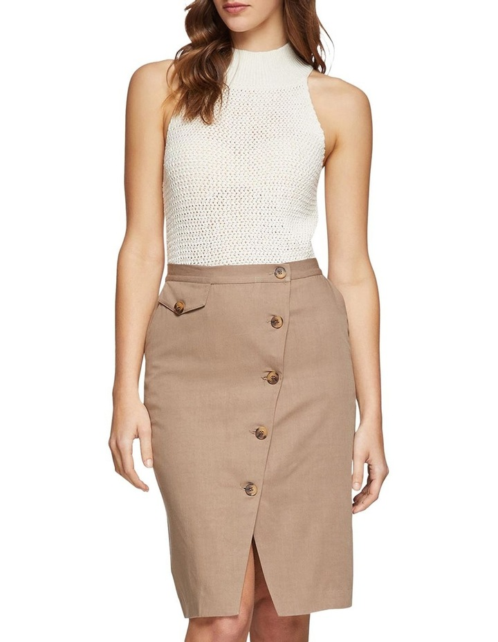 Kelsey Button Up Skirt image 5