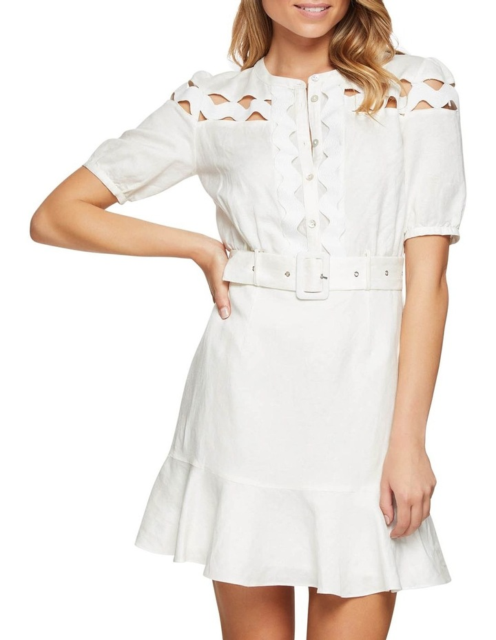 Tasha Insert Trim Dress image 1