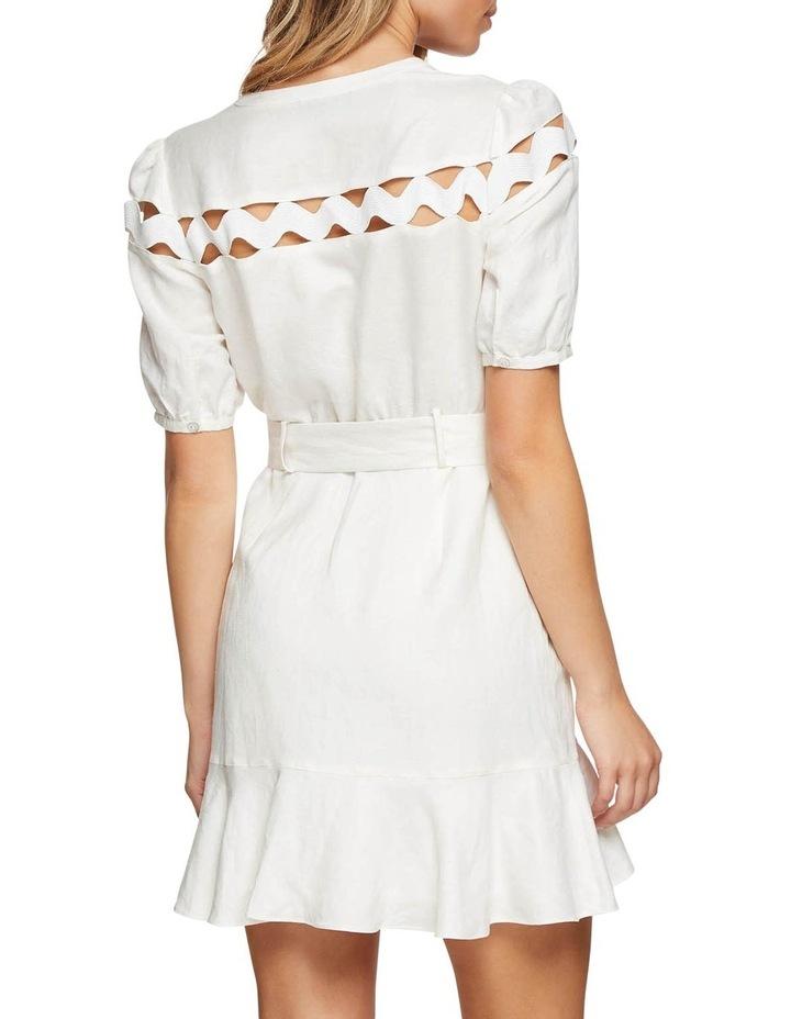 Tasha Insert Trim Dress image 3