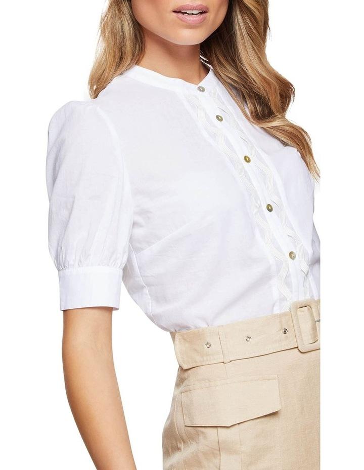 Mila Cotton Voile Blouse image 2
