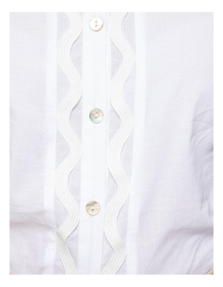 Mila Cotton Voile Blouse image 6