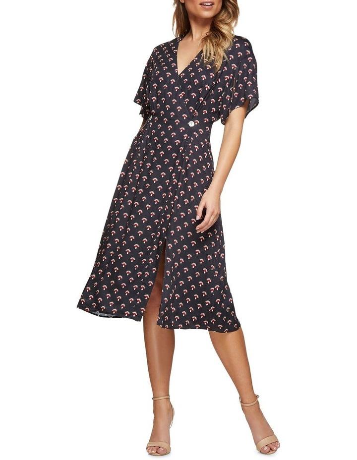 Karo Geo Print Dress image 5