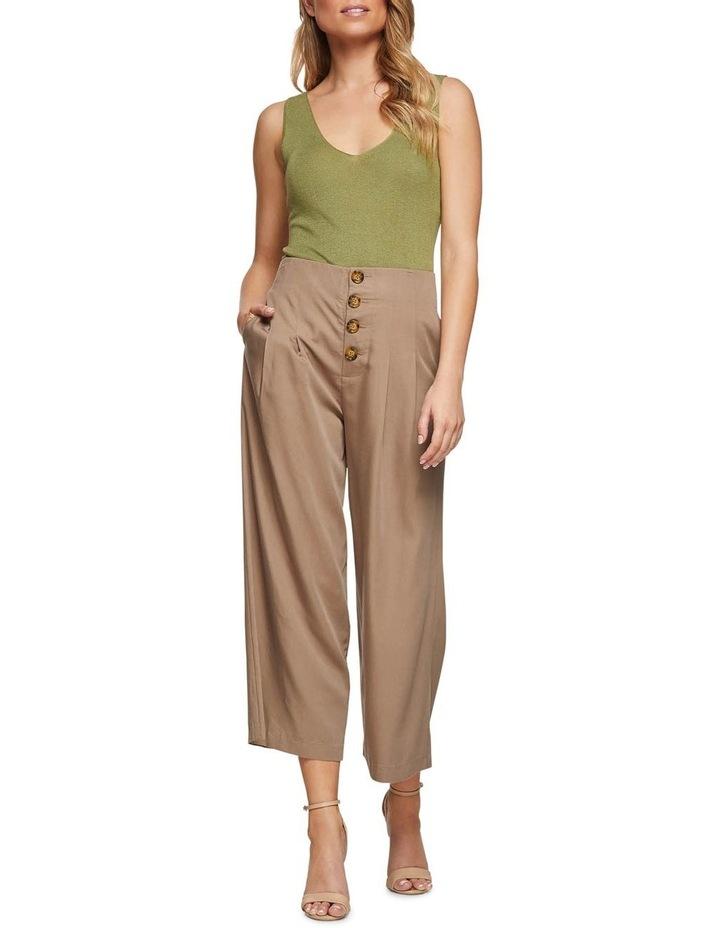 Sophie Button Front Pants image 5