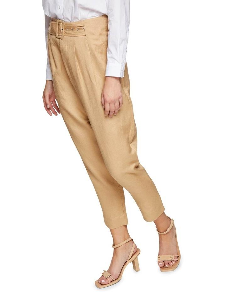 Lulu Belt Waist Pants image 2