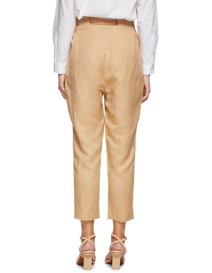 Lulu Belt Waist Pants image 3