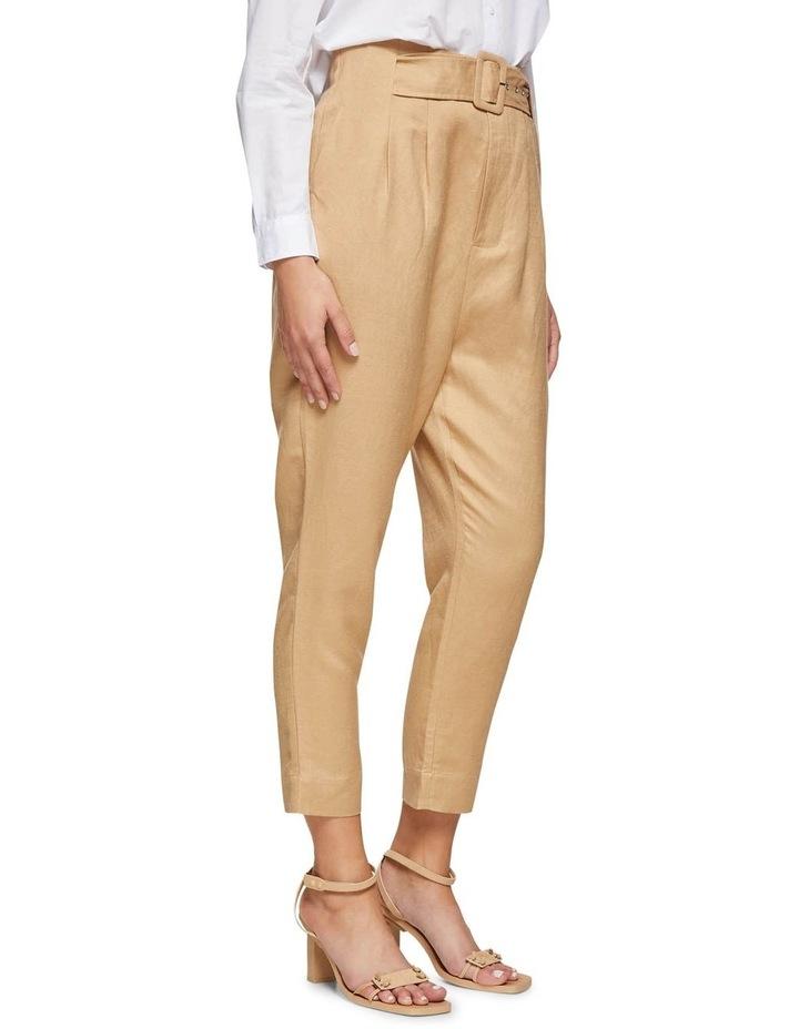 Lulu Belt Waist Pants image 4