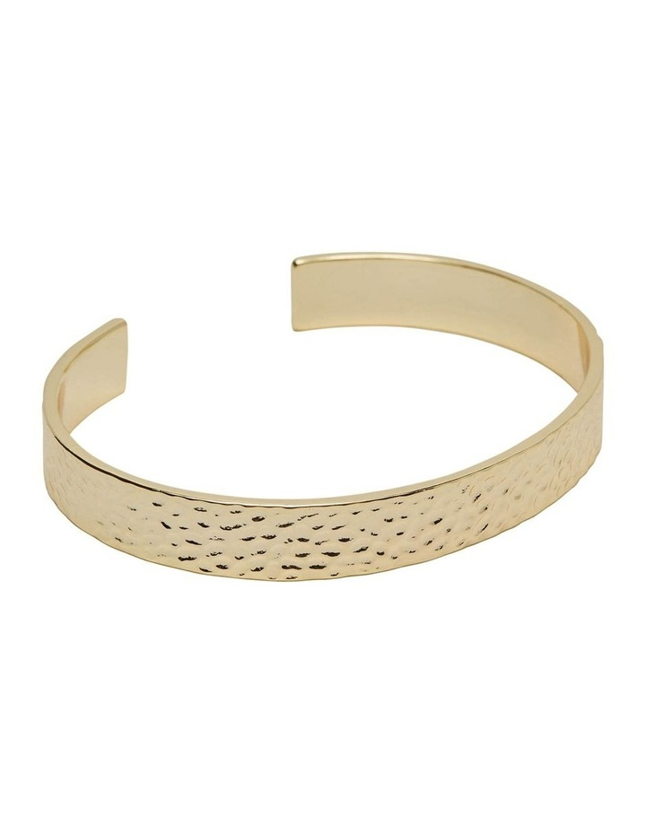 Pearla Hammered Bangle image 1