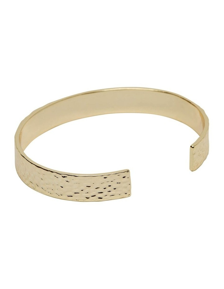 Pearla Hammered Bangle image 2