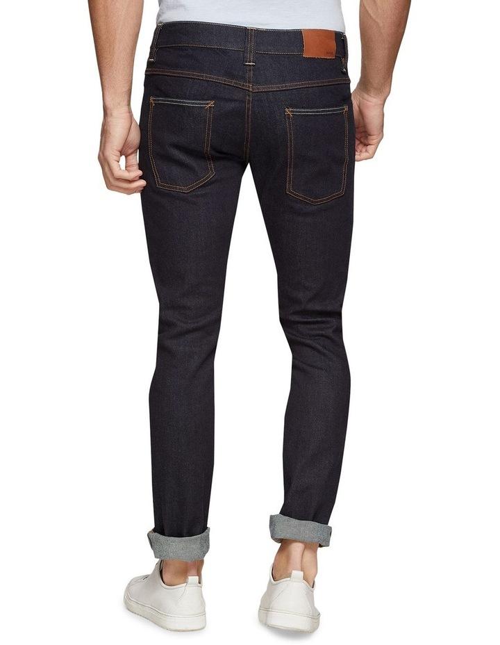 Marty Rinse Wash Denim Jeans image 3