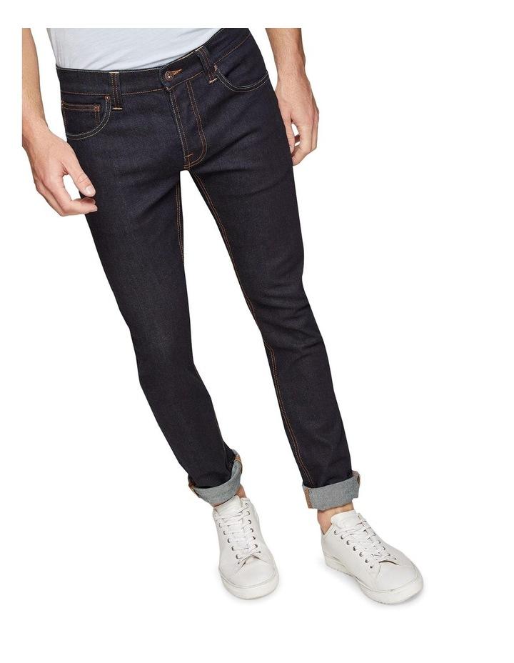 Marty Rinse Wash Denim Jeans image 4