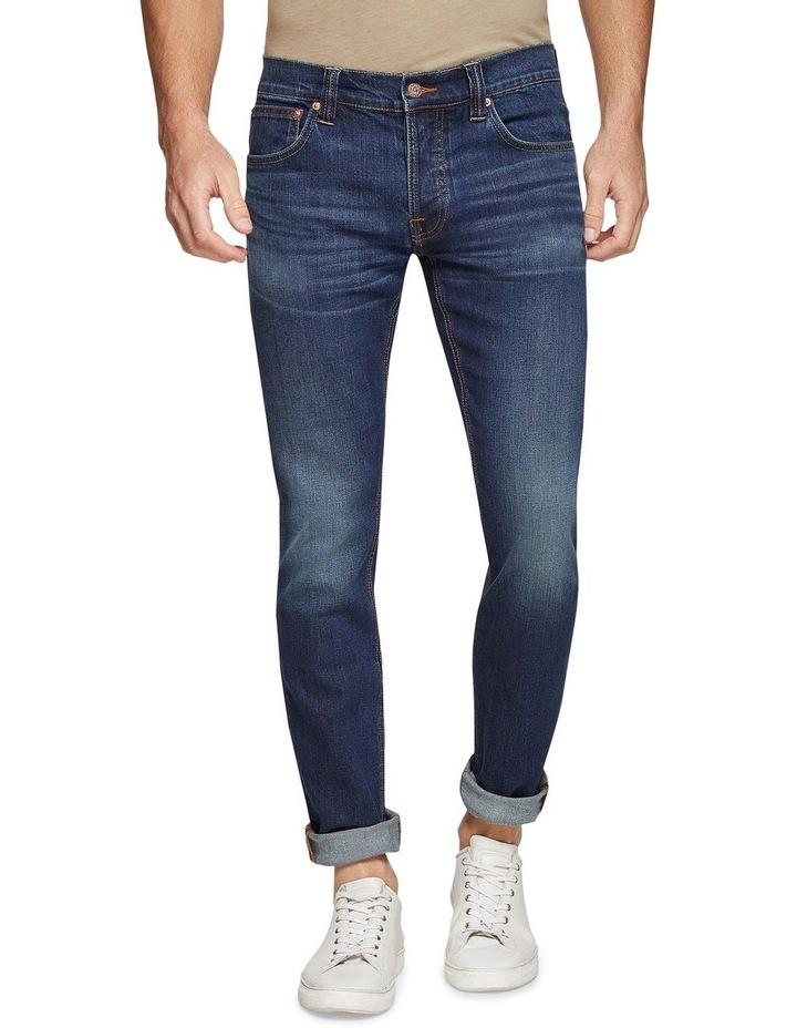 Marty Indigo Denim Jeans image 1