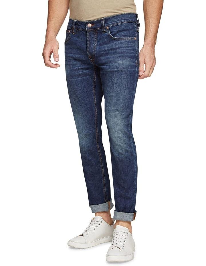 Marty Indigo Denim Jeans image 2