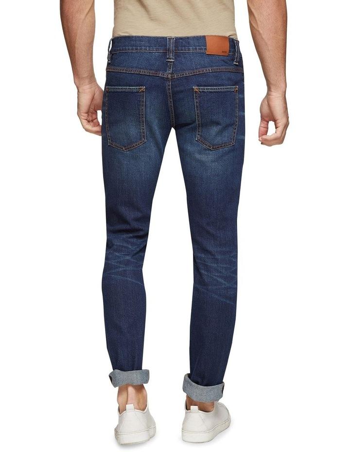 Marty Indigo Denim Jeans image 3