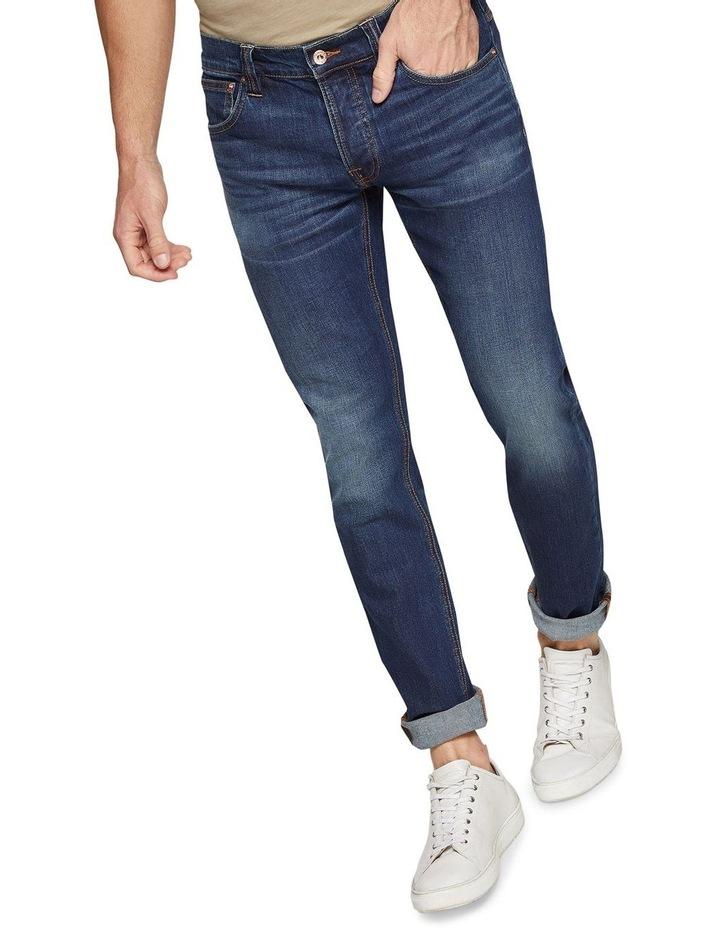 Marty Indigo Denim Jeans image 4