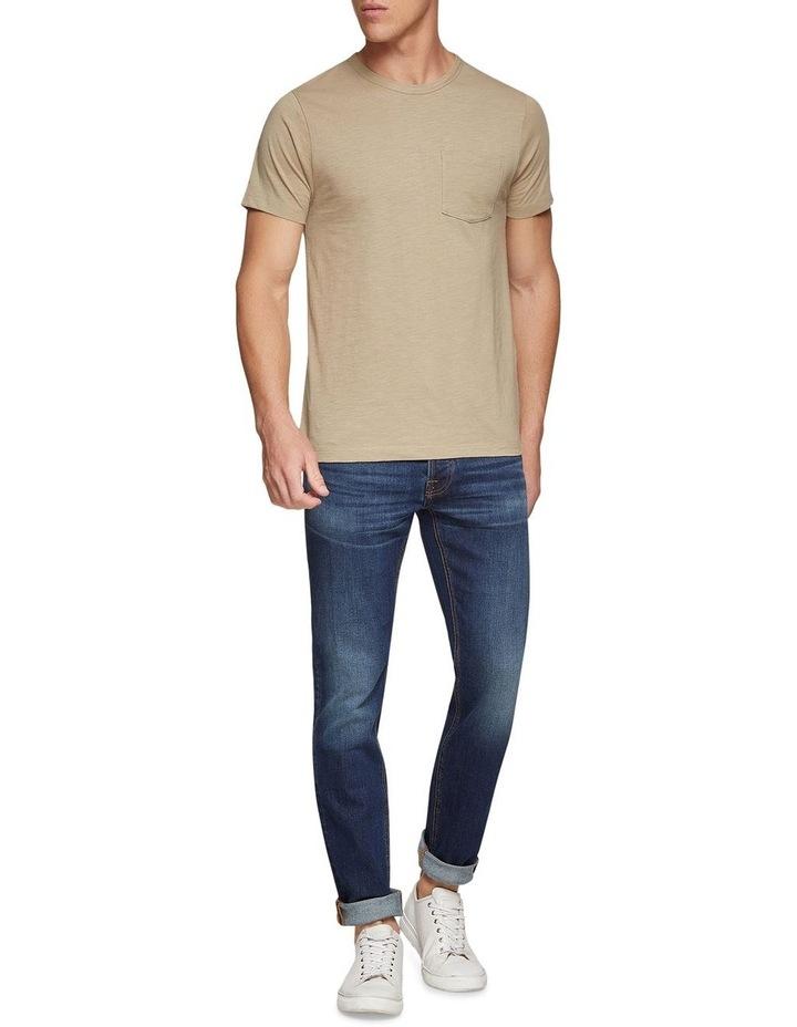 Marty Indigo Denim Jeans image 5