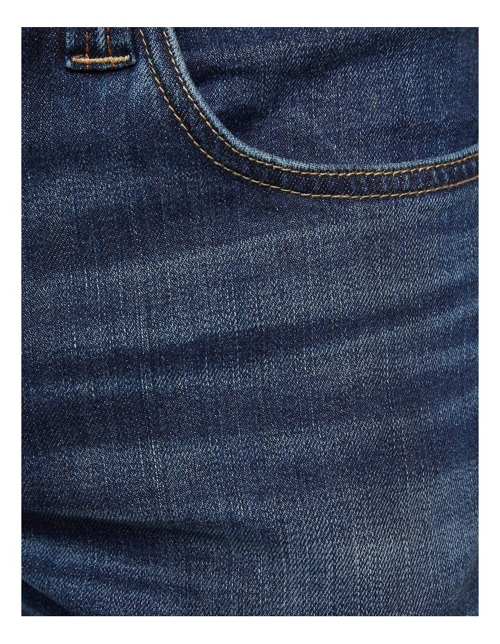 Marty Indigo Denim Jeans image 6