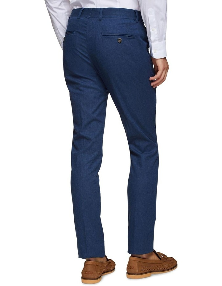 Stretch Textured Trousers image 3