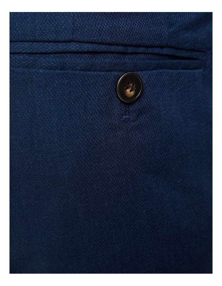 Stretch Textured Trousers image 6