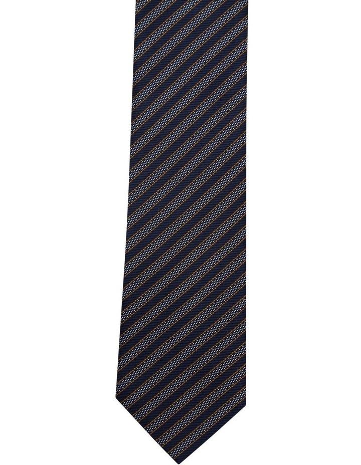 Texture Stripe Tie image 1